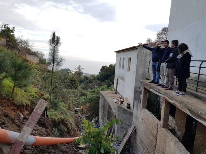 Funchal esgortos