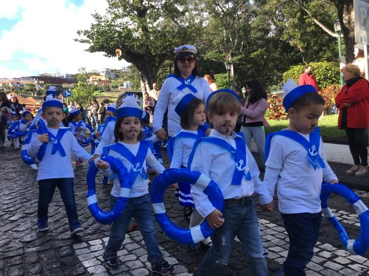 Carnaval escolas de Santa Cruz F