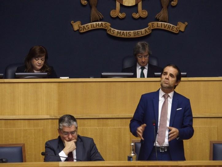 Miguel Albuquerque debate agricultura