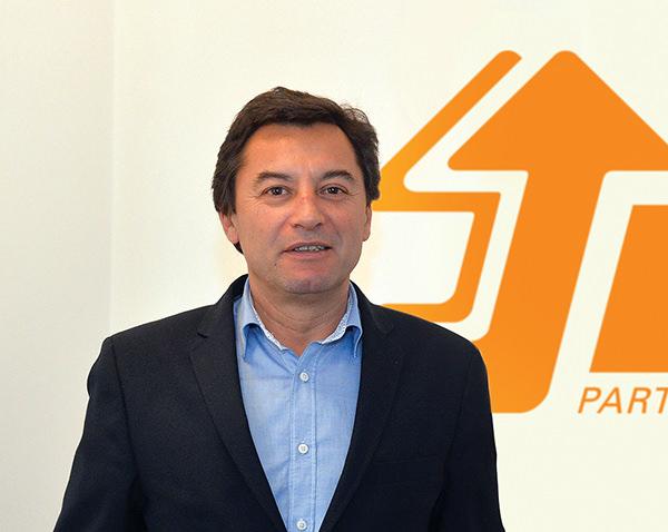 Rui Abreu secretário geral do PSD Madeira