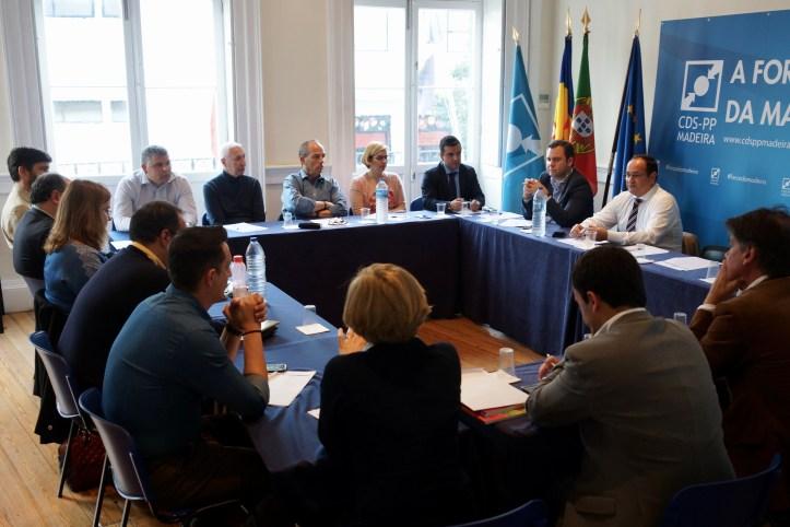 CDSPP comissão política