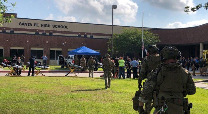 Escola tiroteio