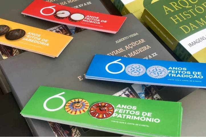 Feira do Livro de Lisboa 600 anos