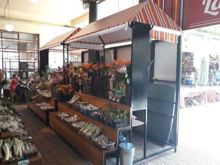 Floristas Mercado Lavradores