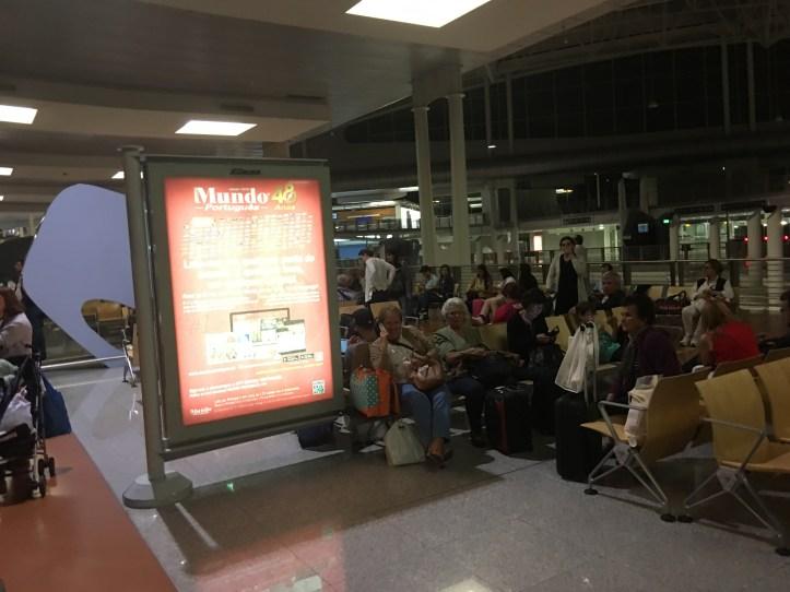 Aeroporto Porto A