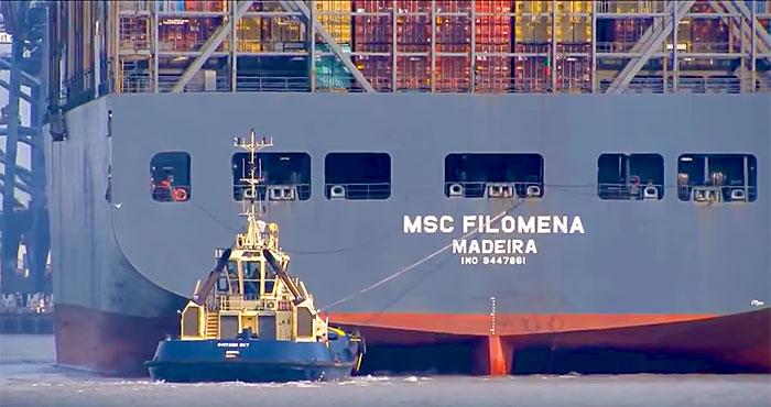 Registo de navios MAR