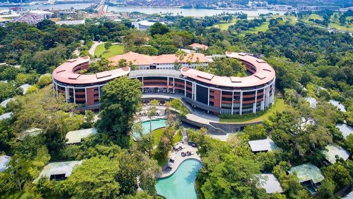 Cimeira singapura 2
