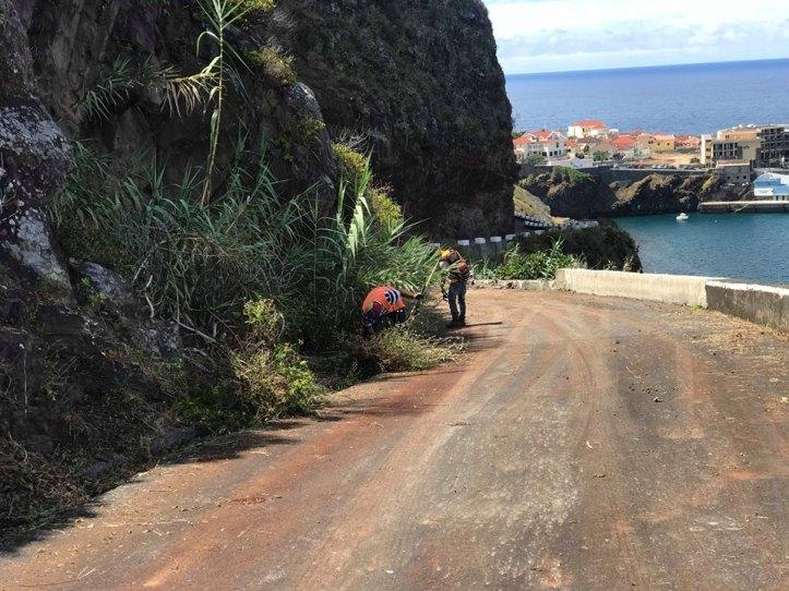Porto Moniz limpeza C