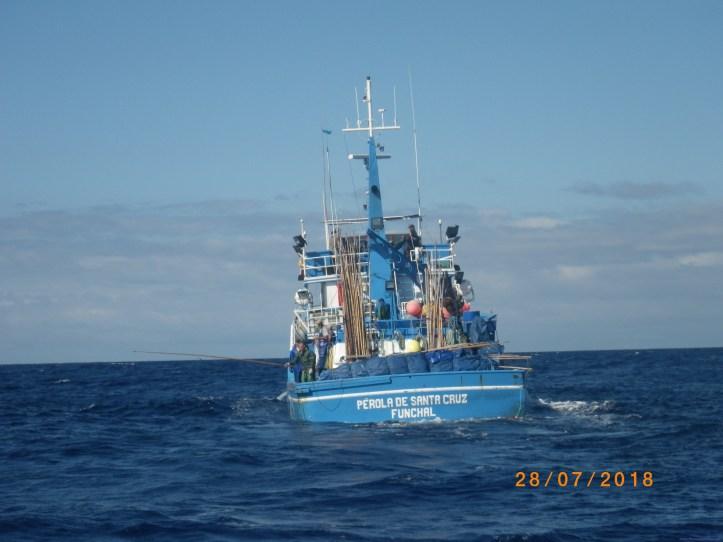 Socorro embarcação 29-07-2018