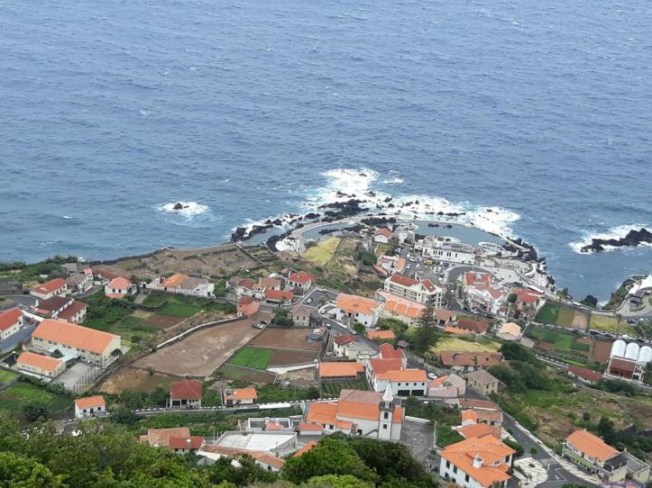 Porto Moniz paisagem