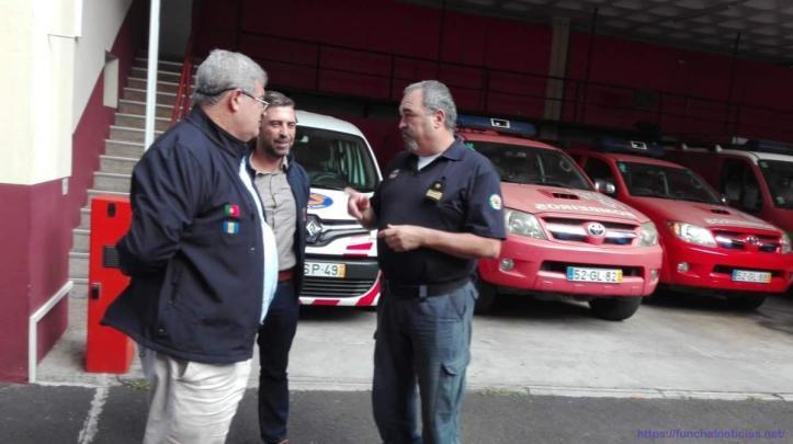 SRS com Sapadores Funchal