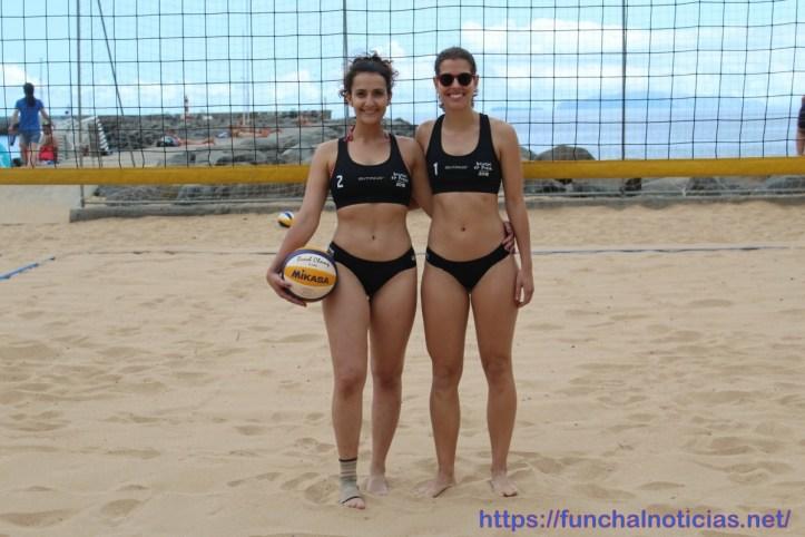 Voleibol de praia-Liliana Guerra e Carolina Dias - 2