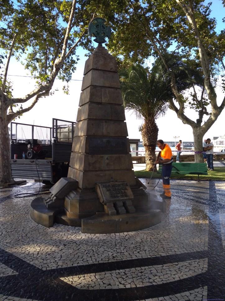 monumento banho b