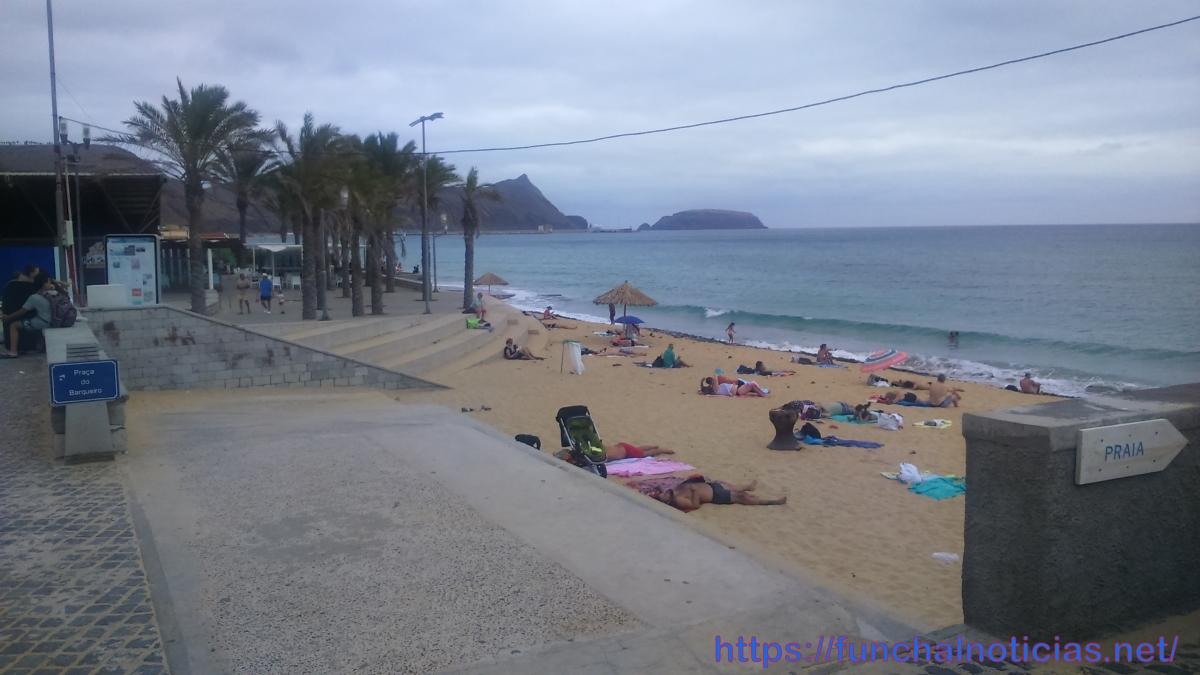 A maior dragagem dos últimos 14 anos do porto do Porto Santo acontece quarta-feira