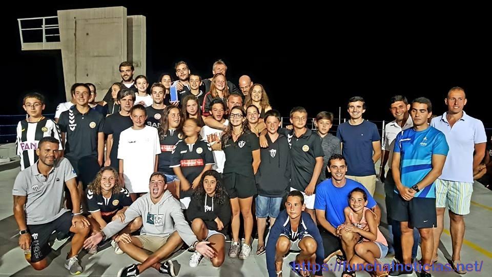 Nacional vence 12 horas a nadar no Lido