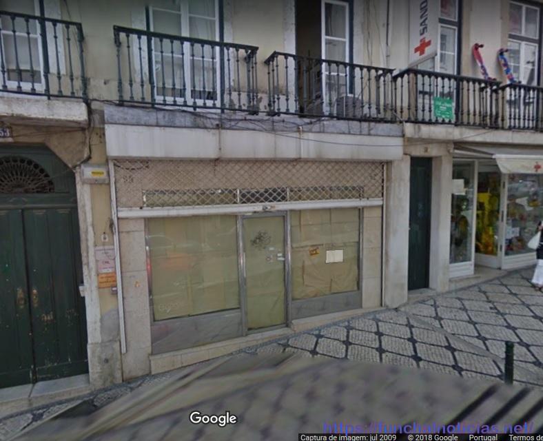 Madeira arrenda à Câmara de Lisboa por 1.200€/mês espaço no Chiado para instalar posto de turismo