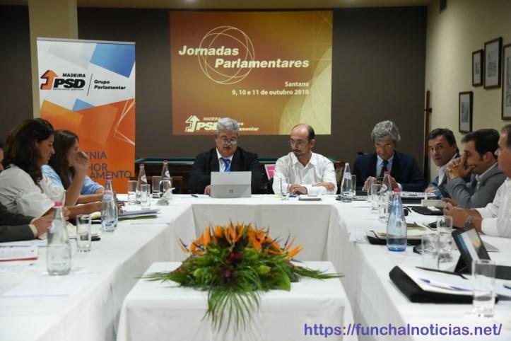 PSD-M jornadas parlamentares