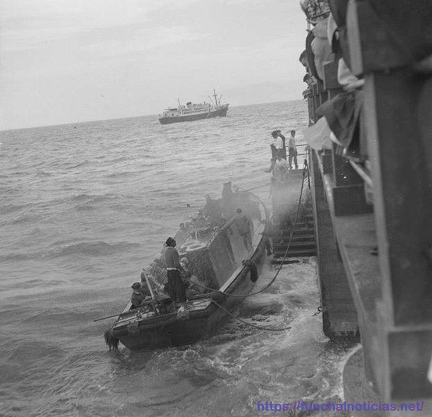 Porto Santo barco carreireiro