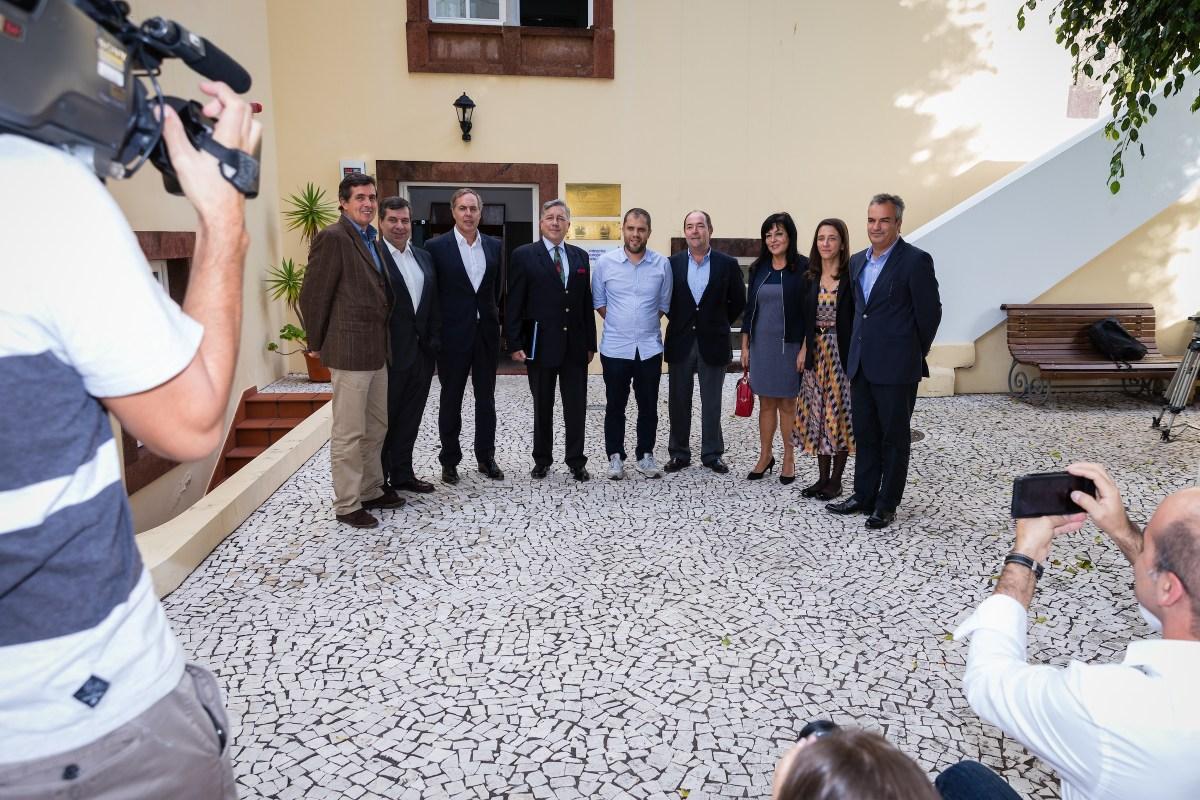 ACIF não deve ser palco de disputas partidárias ou estratégias pessoais de poder, alerta de Jorge Veiga França na entrega da candidatura