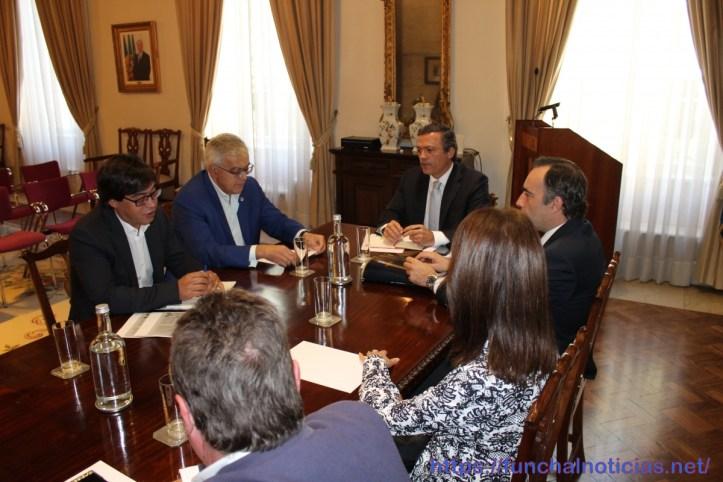 Reunião com Vice-presidente