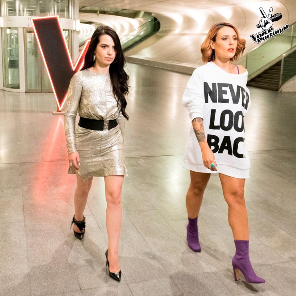 """Portossantense Di Noise com """"Respect"""" ganha """"batalha"""" e segue em frente no """"The Voice Portugal"""""""