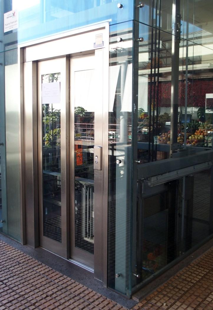 Mercado elevador
