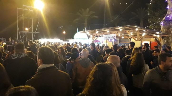 Machico noite doi Mercado
