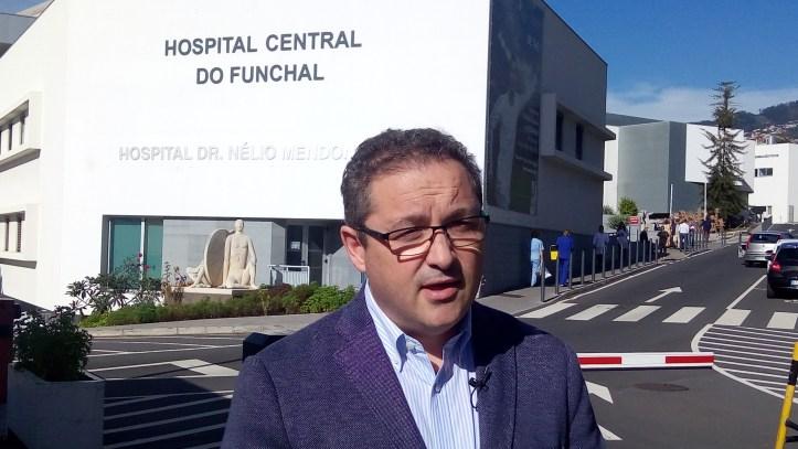 Mario Pereira listas de espera