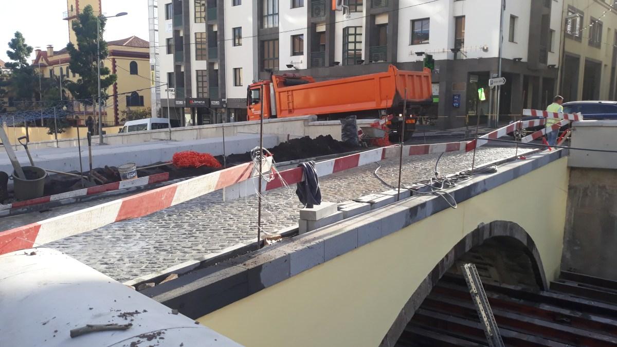 Ponte Nova reabre antes do Natal