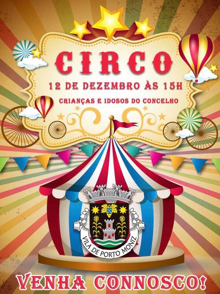 Porto Moniz circo