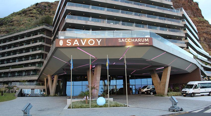 Hotéis Savoy com distinção internacional