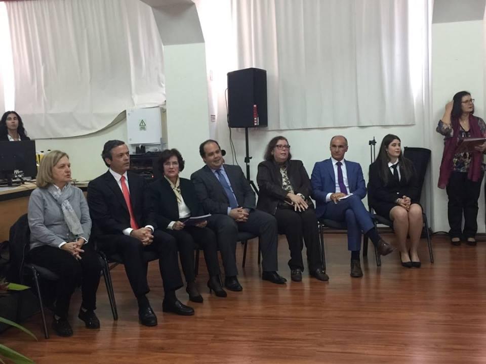 """""""Liceu"""" assinalou hoje Dia da Escola com homenagens aos melhores alunos, a Jorge Moreira e aos patrocinadores"""