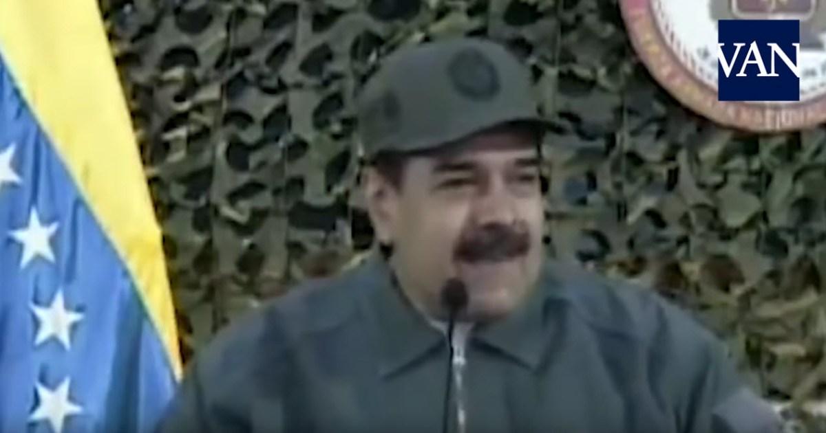 """Maduro """"foi para o futuro e voltou"""" e as redes sociais explodiram [vídeo]"""