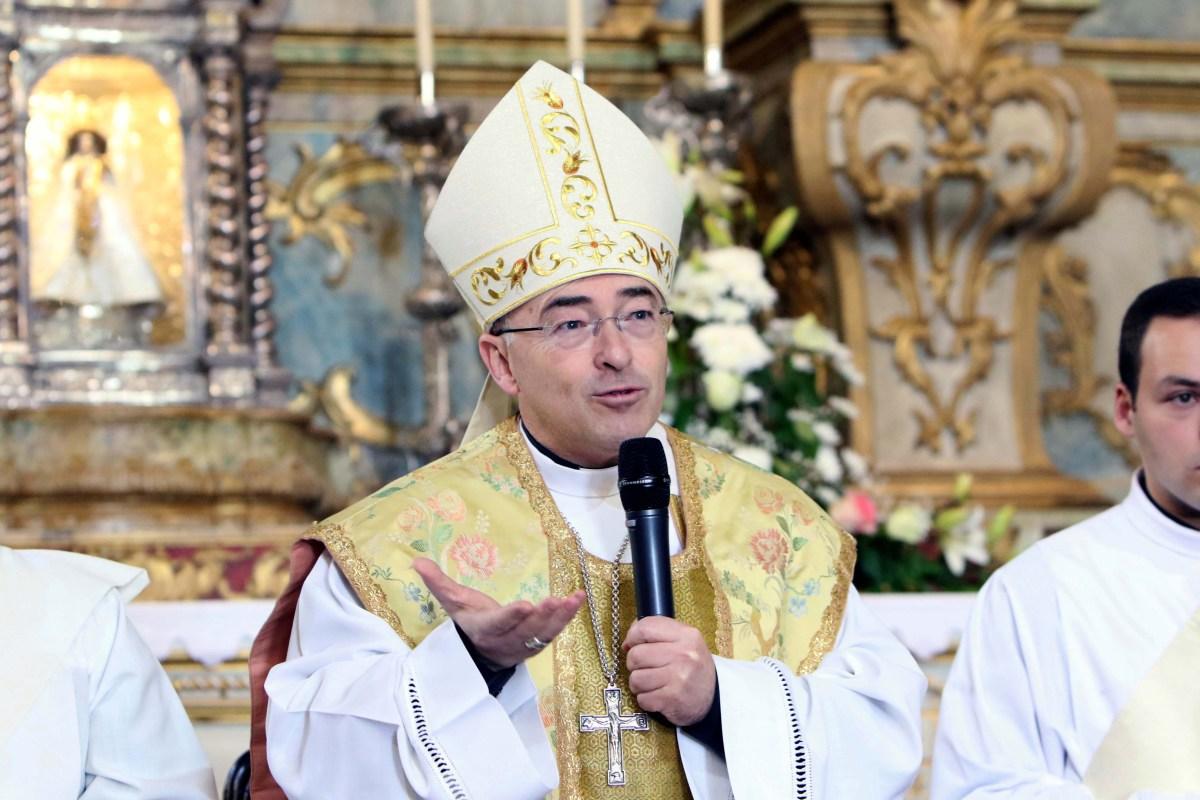 Novo bispo foi ao funeral da jovem cozinheira
