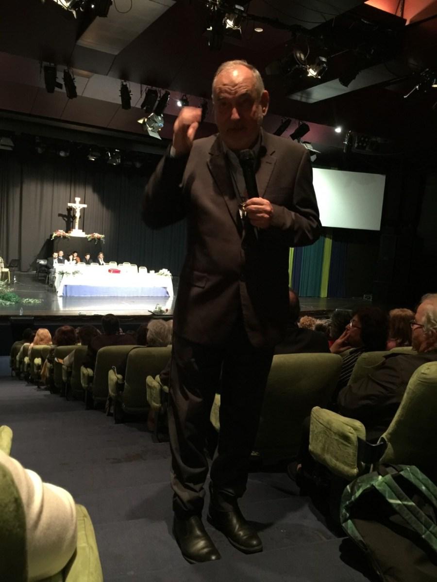 Padre Antonello alerta na Assembleia do Renovamento: grupos de oração estão a diminuir porque não usam os carismas
