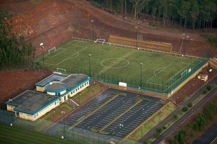 União declarado insolvente, complexo desportivo pode não estar registado como património do clube