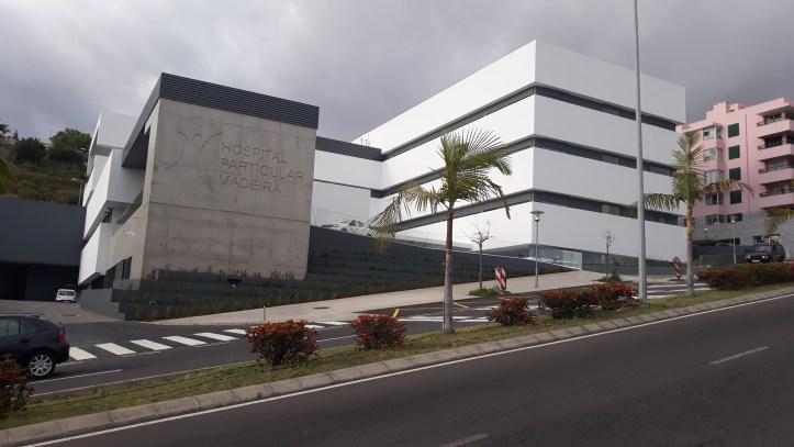 Hospital Privado Madeira A