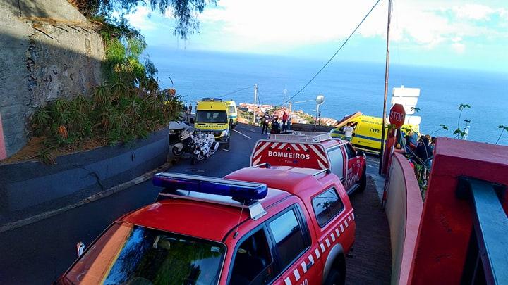 """Avião com os 12 feridos preparado para sair, Pedro Mendes Gomes diz obrigado """"por tudo o que têm feito pela minha irmã"""""""