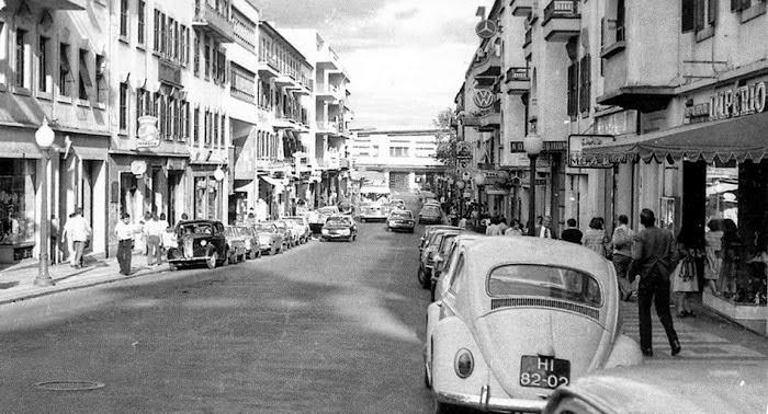 Funchal rua antiga Fernão ornelas