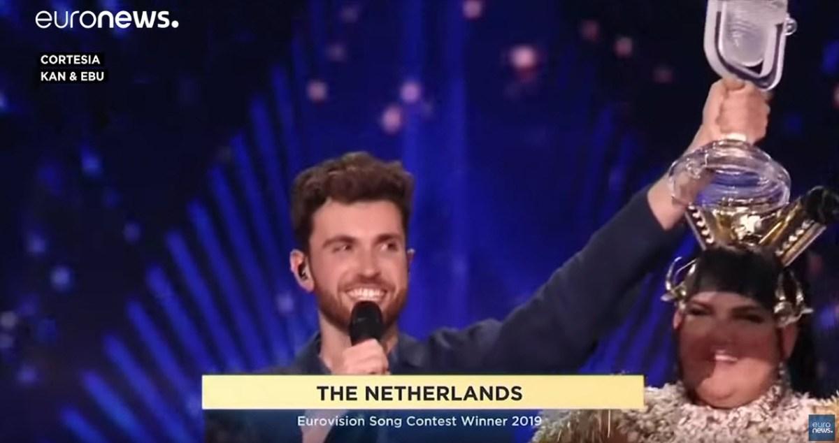 Holanda vence Festival Eurovisão da Canção 2019 [vídeo]