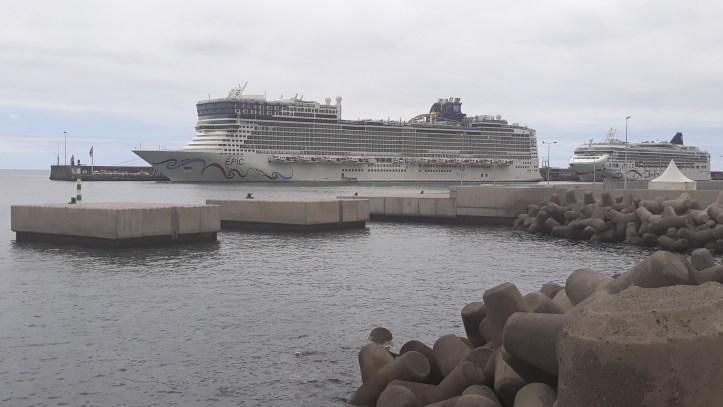 Porto cruzeiros 6 de maio