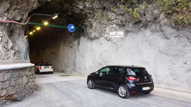 Túnel Boaventura 17 de maio de 2019