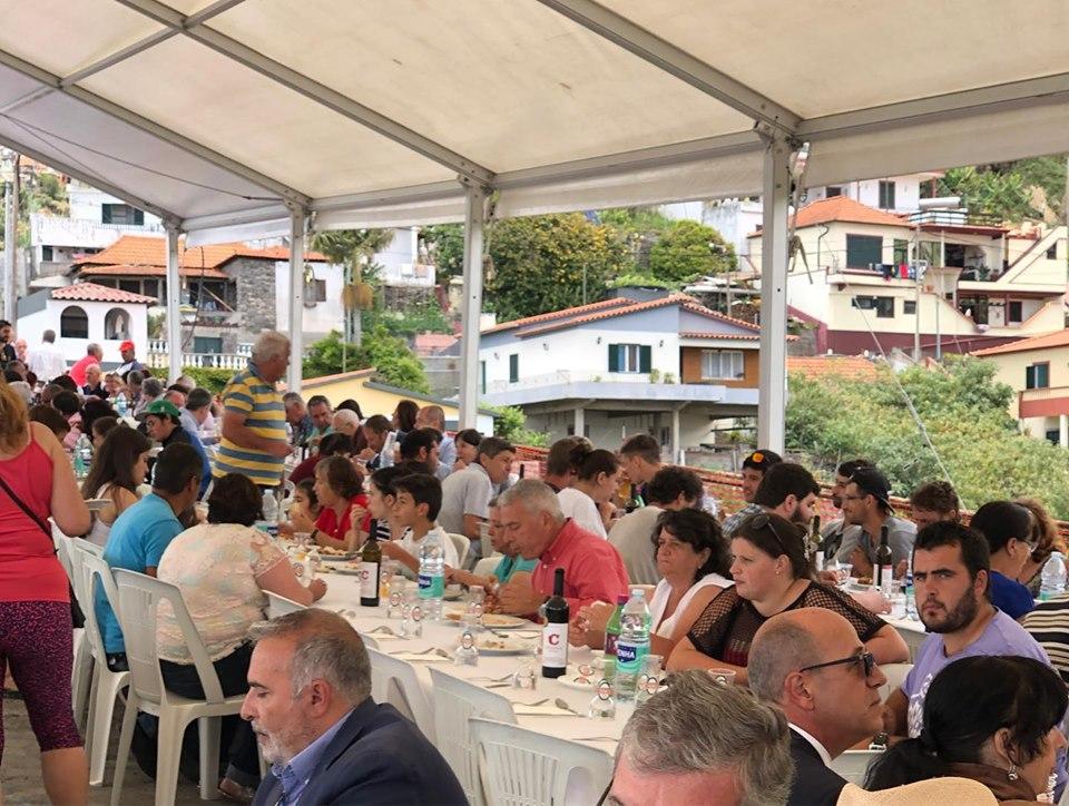 """Estepilha! Pau-de-fileira à moda de Jardim na """"pré-inauguração"""" da cota 500"""