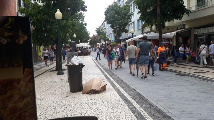 Lixo Fernão Ornelas turismo