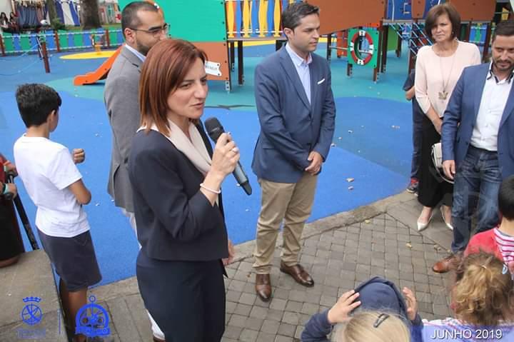 Mahcico parque infantil inauguração B