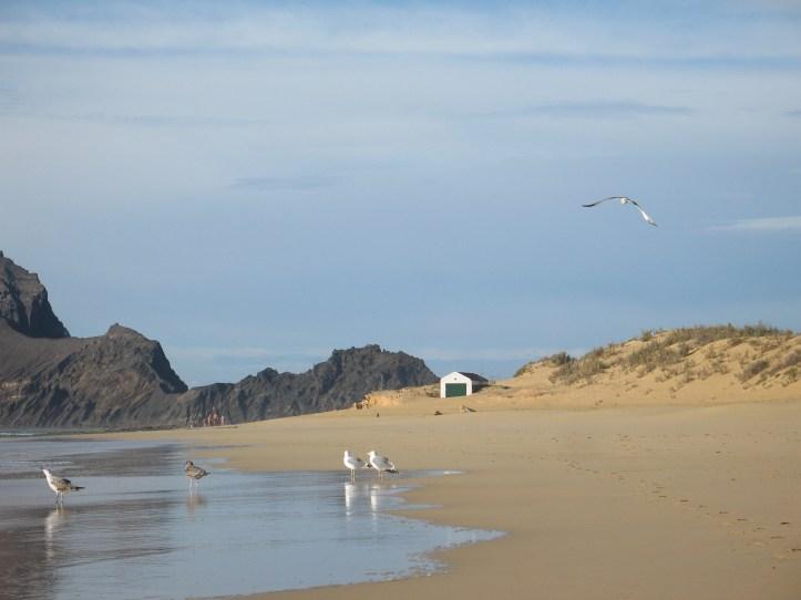 praia Porto santo