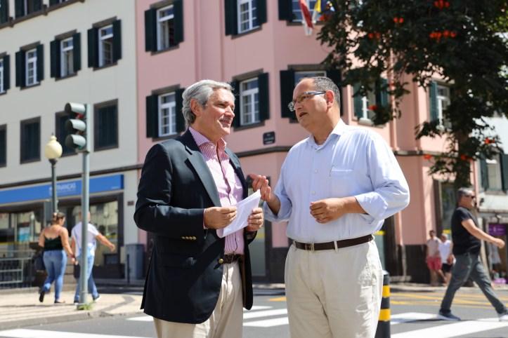José Manuel Rodrigues impostos