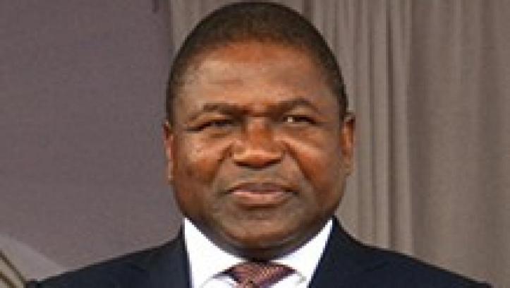 Moçambique presidente Filipe Nyusi