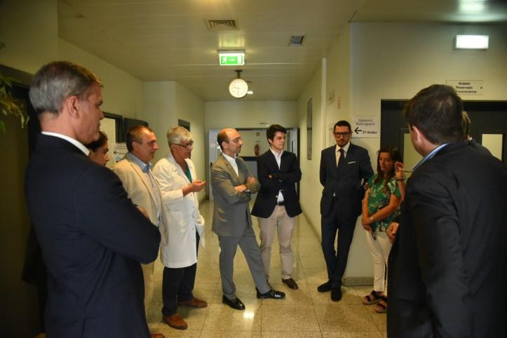 PSD centro de saúde Santo António