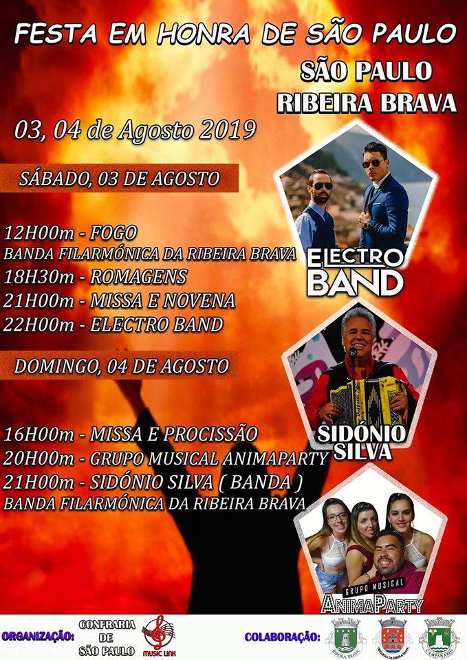RIBEIRA BRAVA- São Paulo